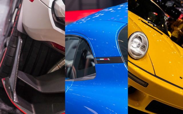 Supercar Trio