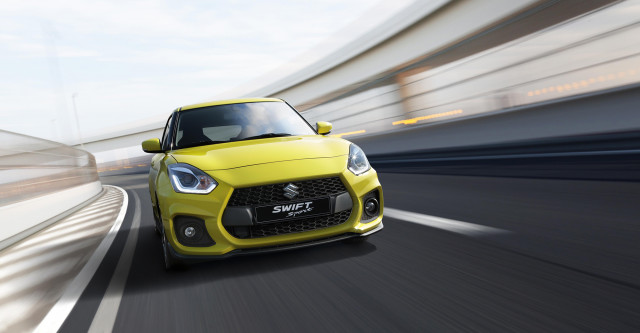 The new 2018 Suzuki Swift Sport