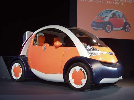 Suzuki Covie 2001 Tokyo concept