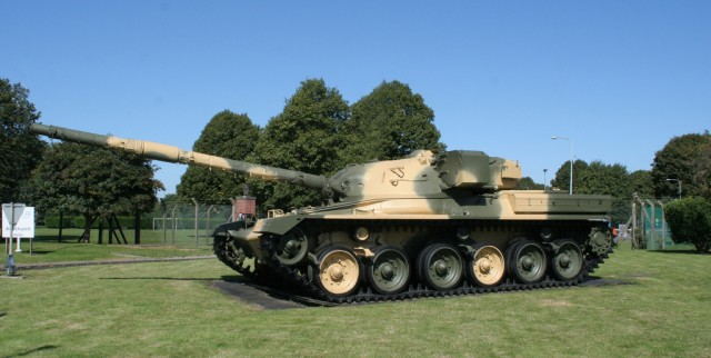 From army tanks to fuel tanks military helps raise mpg - Army tank pictures ...