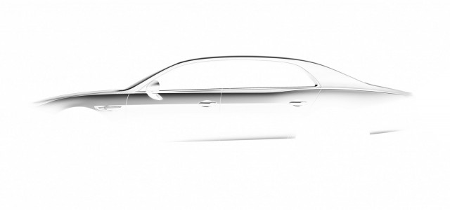 Teaser for 2014 Bentley Continental Flying Spur
