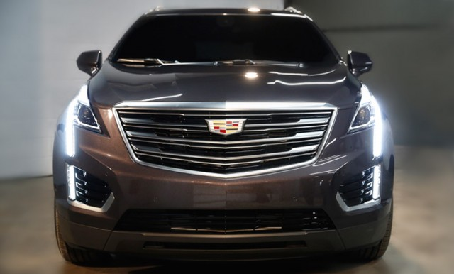 Teaser for 2017 Cadillac XT5