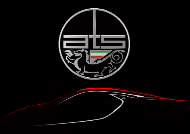 ATS teases new GT supercar to rival Ferrari
