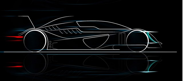 Teaser for Caparo T1 Evolution