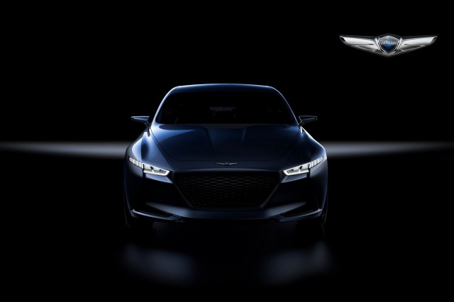 Amazing Genesis To Preview G70 Small Sedan With New York Concept