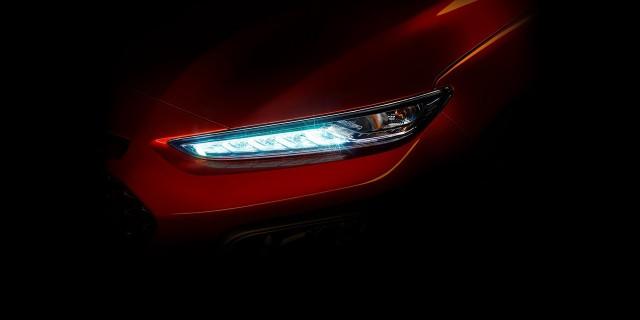 Teaser for Hyundai Kona