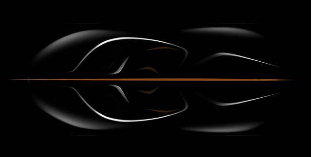 Teaser for McLaren 'Hyper-GT' F1 successor launching in 2019