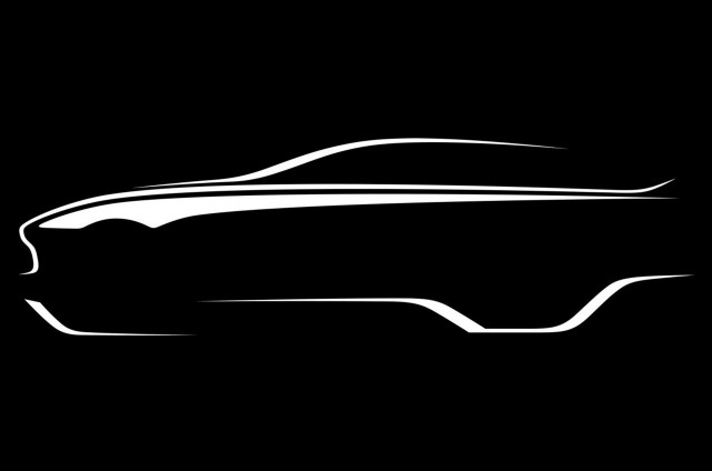 Teaser for production Aston Martin DBX due in 2019
