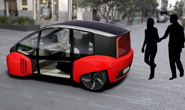 Is Rinspeed's Oasis Concept The Ideal Electric Hatchback For The City?