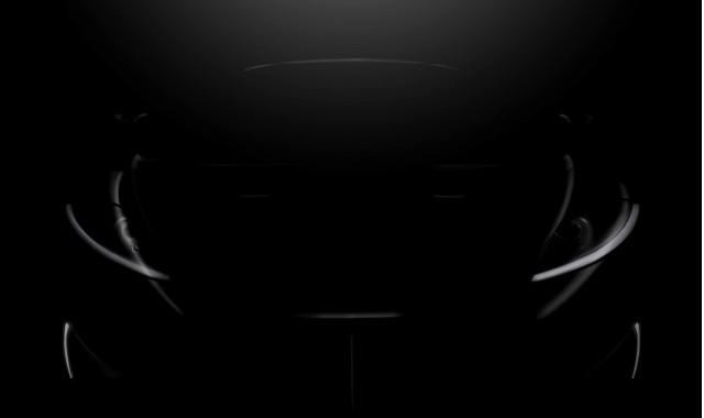 Teaser for Spyker C8 Preliator debuting at 2016 Geneva Motor Show