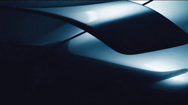 Teaser for the 'most extreme Bentley ever' debuting on January 6, 2017