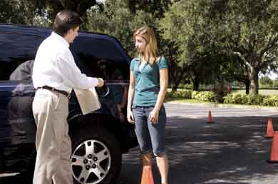 Teen driving instruction - AAA Driver Training Programs
