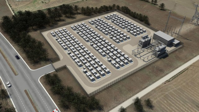Tesla To Provide Batteries For Energy Storage Farm In
