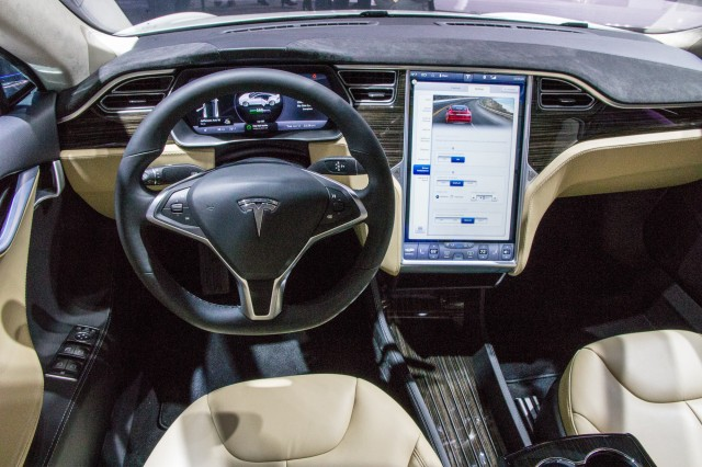 tesla model s versions what are your different options