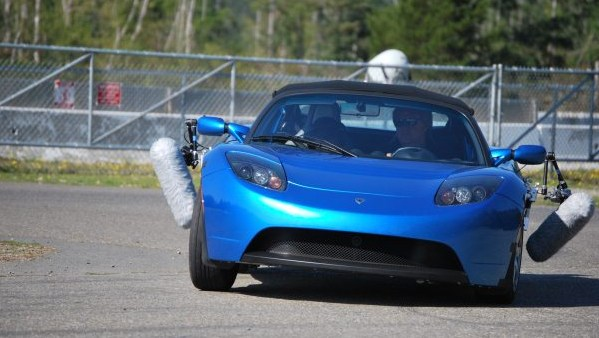 Seven Things You Didn't Know About the 2010 Tesla Roadster
