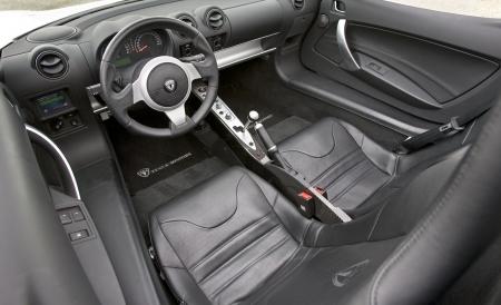 Tesla Roadster Seats