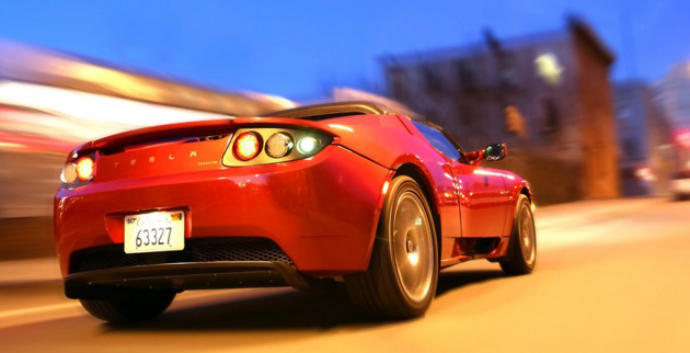 Pricing for the Tesla Roadster starts at $109,000 without any discounts