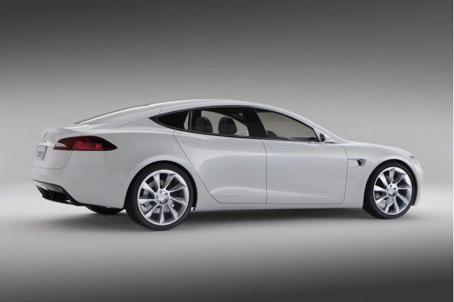 2010 Tesla Model S