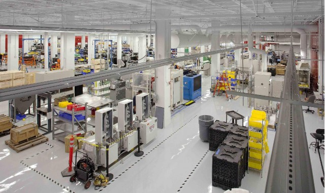Tesla Motors - assembly and test facilities
