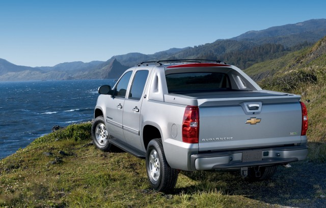 The 2013 Chevrolet Avalanche Black Diamond Edition