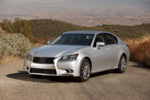 The 2013 Lexus GS 250