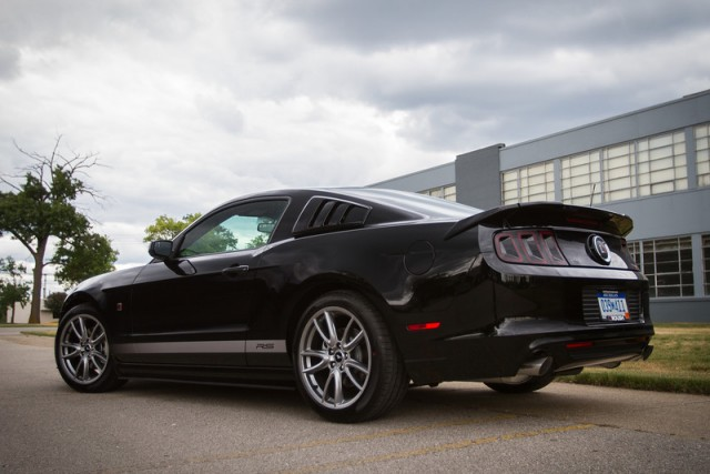 The 2013 Roush RS Mustang