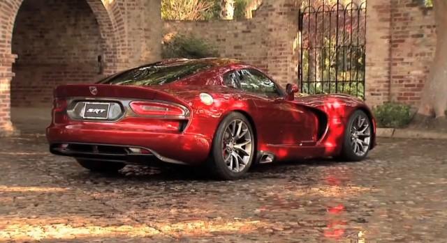 The 2013 SRT Viper