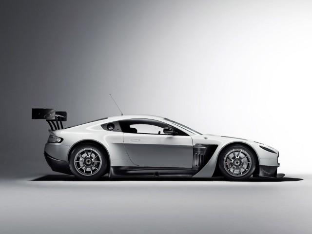 The Aston Martin Vantage GT3