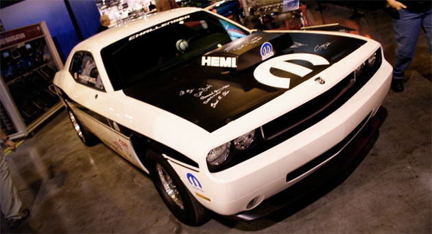 The Don Garlits Challenger Drag Pack lends a legendary name to a brand-new race car
