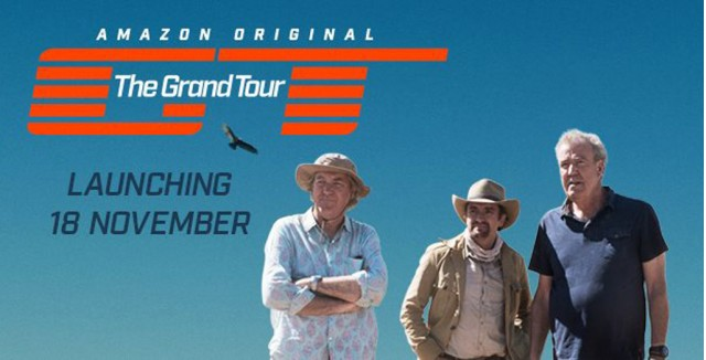 the grand tour season 2 will arrive in october. Black Bedroom Furniture Sets. Home Design Ideas