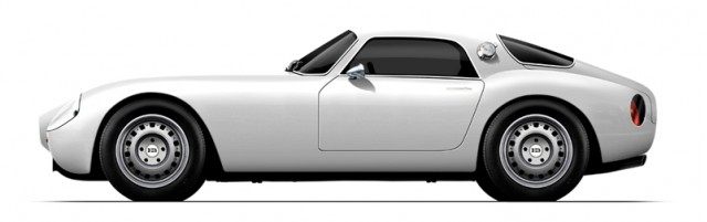 The Huet Brothers HB Coupe concept