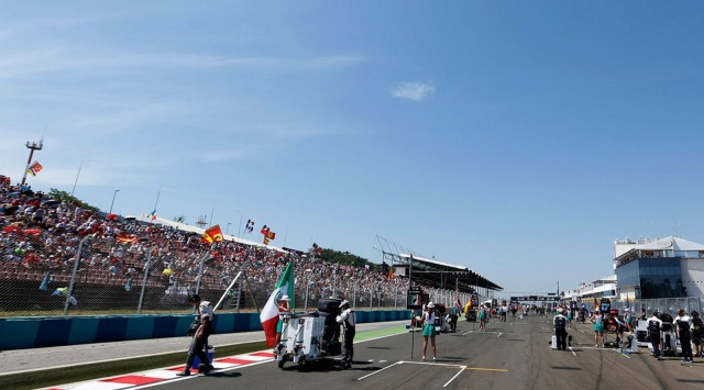 The Hungaroring, home of the Formula One Hungarian Grand Prix (Image via McLaren)