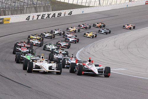 Indycar series sets rules for texas doubleheader for Speedway motors used cars