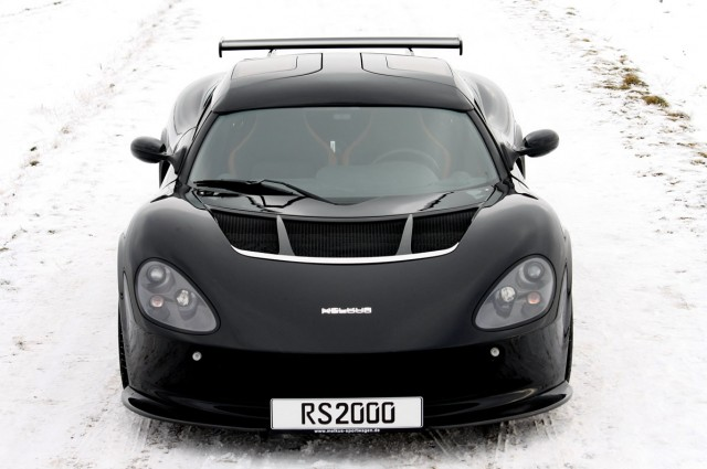 The Melkus RS2000 Black Edition