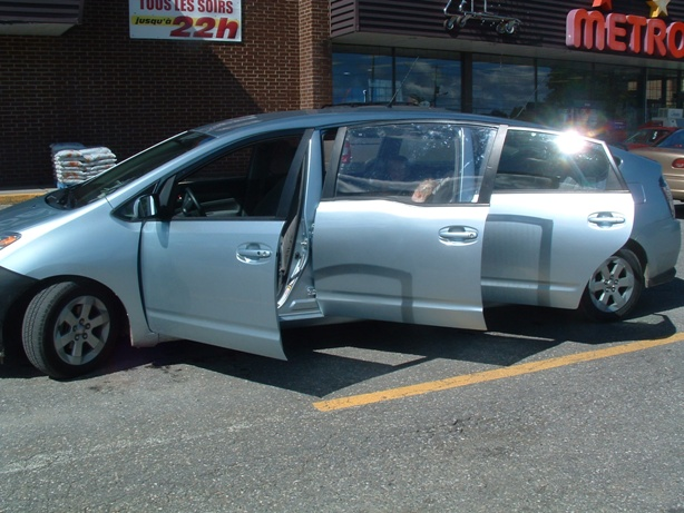The original Toyota Prius Limo