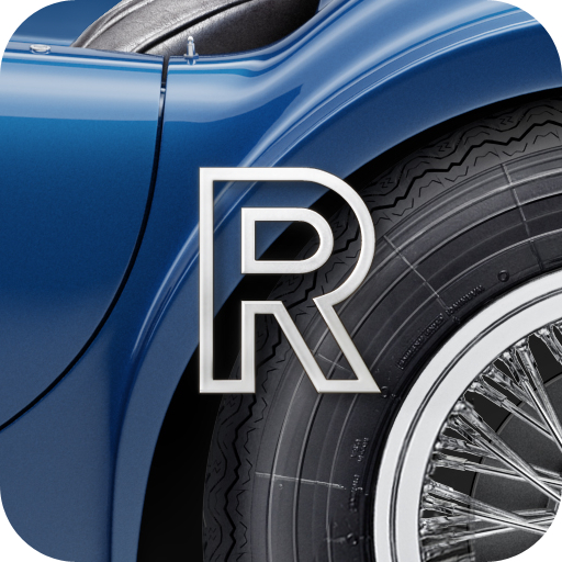 The Road, Inc. app for the Apple iPad.