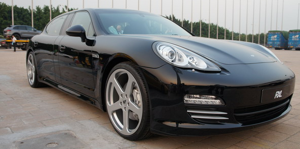 The Ruf Porsche Panamera XL. Image: Ruf China