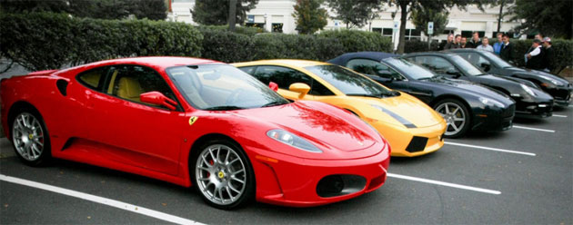 For as little as $199 you can get behind the wheel of three different supercars in a day