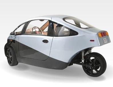 The Triac, by San Jose's Green Vehicles