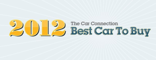 TheCarConnection Best Car To Buy 2012