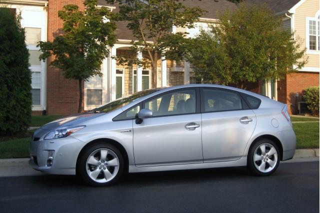 Third-gen Toyota Prius test drive