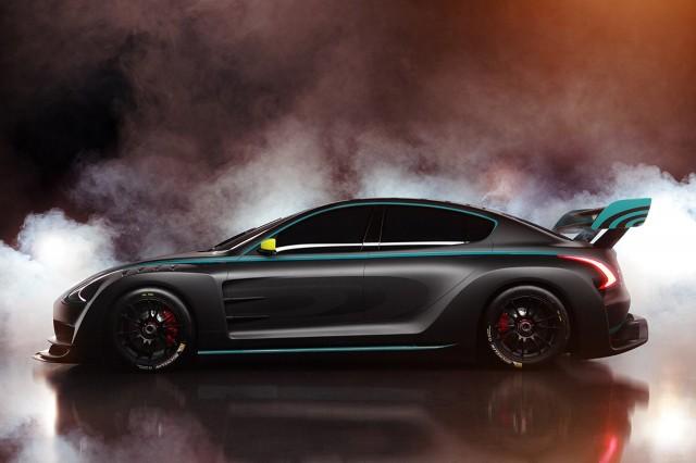 Thunder Racer Concept 2017 Frankfurt Auto Show