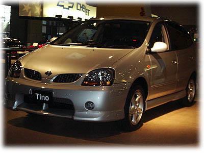 tino, 1999 New York Auto Show