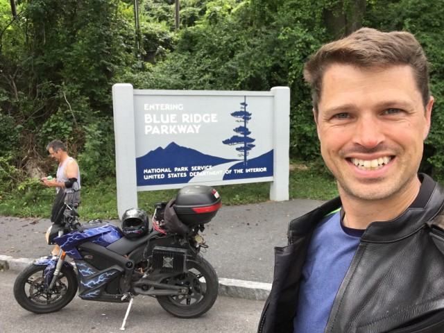 Blue Ridge Parkways, Four Corners of US road trip [photo: Ben Rich]