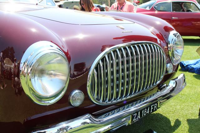 1949 Cisitalia 202 GT Gran Tourismo Sport Berlinetta, The Quail, 2017 Monterey Car Week