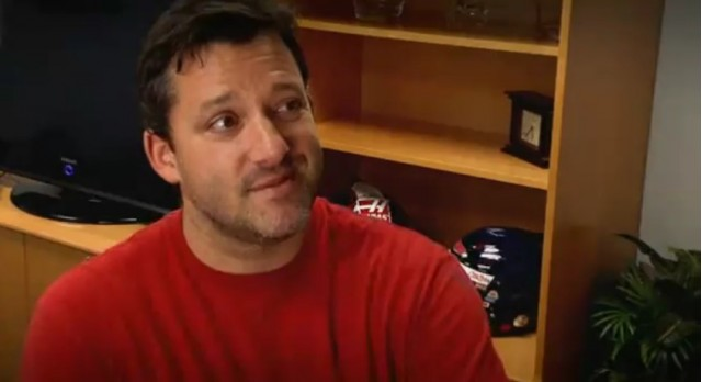 Tony Stewart in Goody's vs. BC commercial