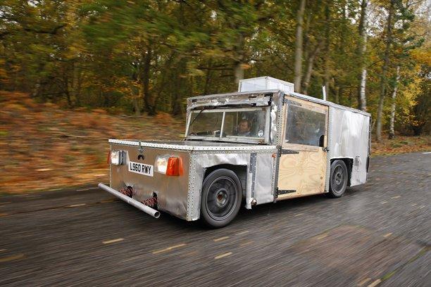 Top Gear ER-EV 2