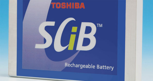 Toshiba's SCIB battery could revolutionize hybrids and electric vehicles
