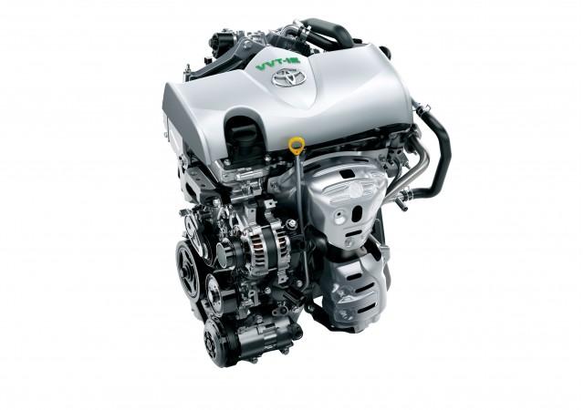 Toyota 1.3-liter Atkinson-cycle gasoline engine