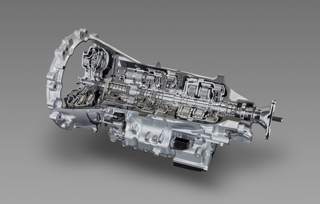 Toyota 10-speed automatic transmission